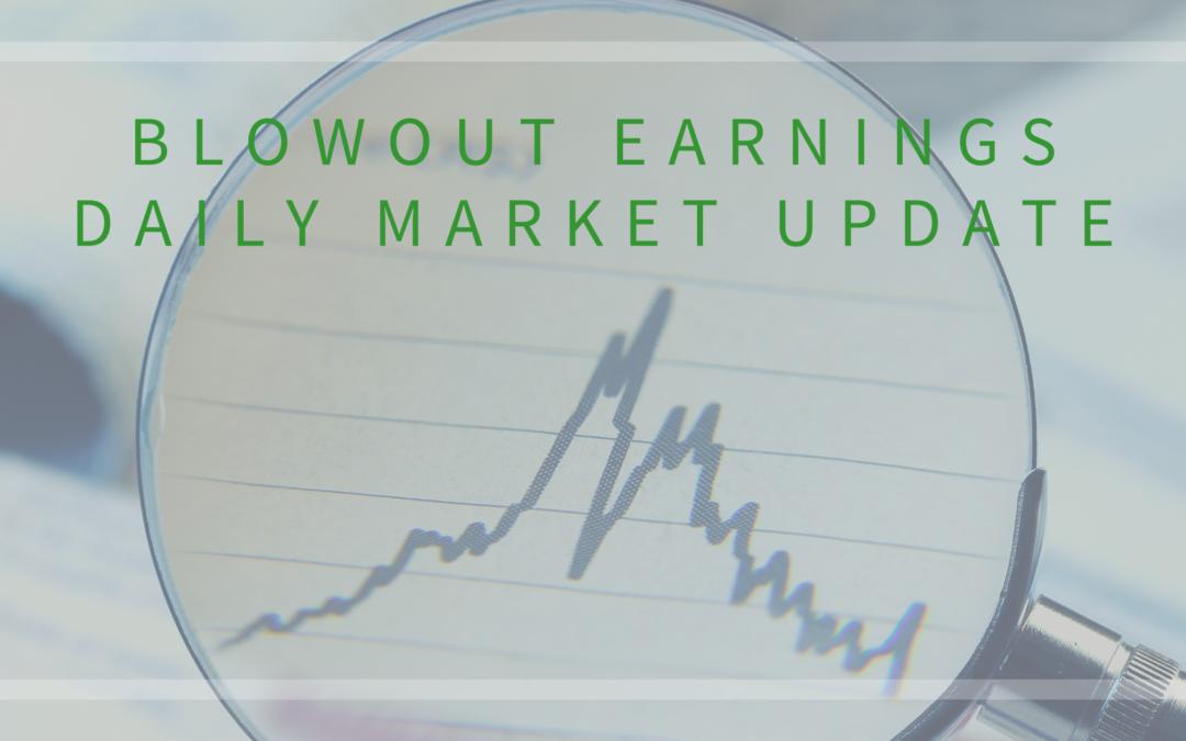 Blowout Earnings | Daily Market Update